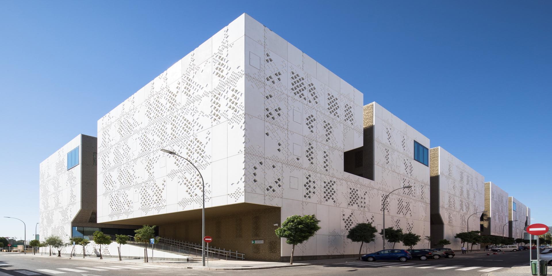 Palacio de la justicia de Córdoba